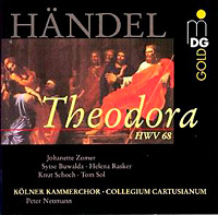 cd cover Handel Theodora