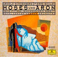 cd cover, schoenberg, piere boulez