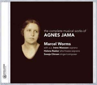 cd cover agnes jama, vocatio