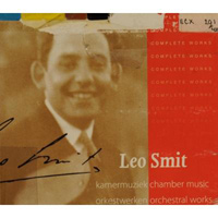 cd cover Leo Smit, la Mort