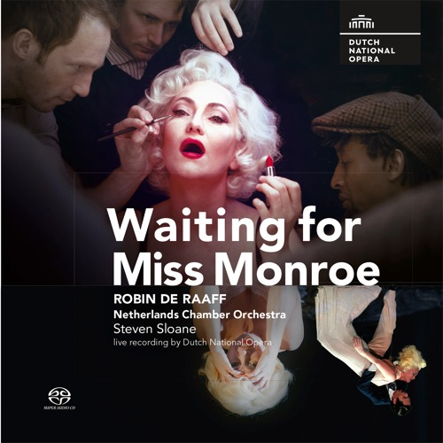 cd waiting for miss monroe, legende, helena rasker sings paula strassberg